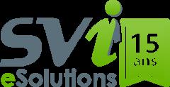 Logo SVI eSolutions 15 ans